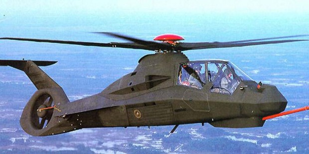 Boeing-Sikorsky RAH-66 Comanche (1)