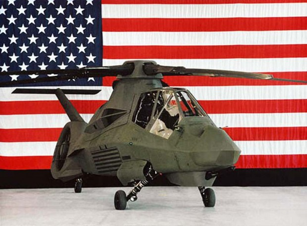 Boeing-Sikorsky RAH-66 Comanche (9)