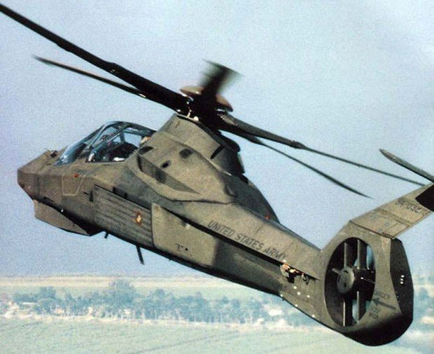 Comanche Helicopters Axed