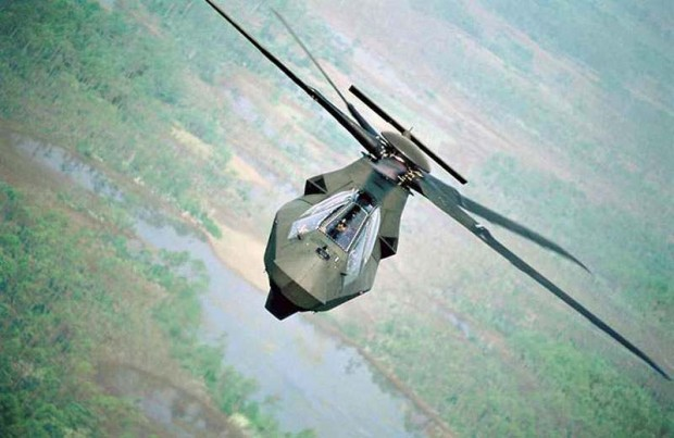Boeing-Sikorsky RAH-66 Comanche (7)