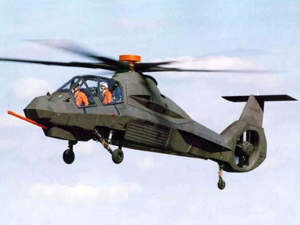 Boeing-Sikorsky RAH-66 Comanche (4)