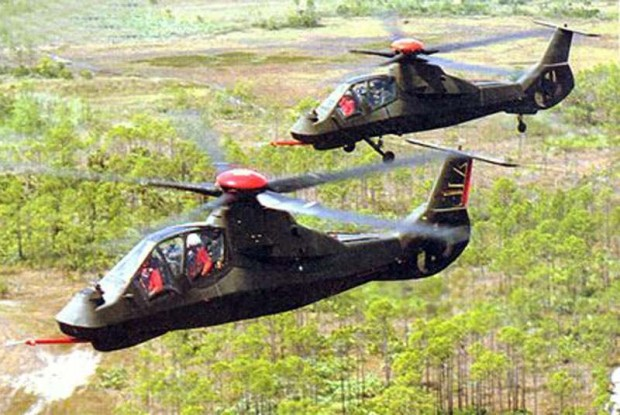 Boeing-Sikorsky RAH-66 Comanche (3)