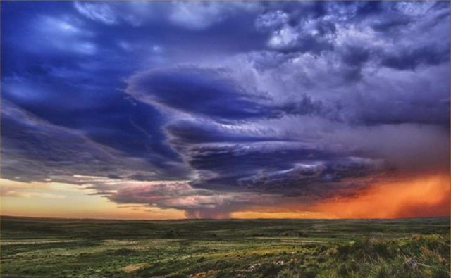 Storm Clouds, Colorado