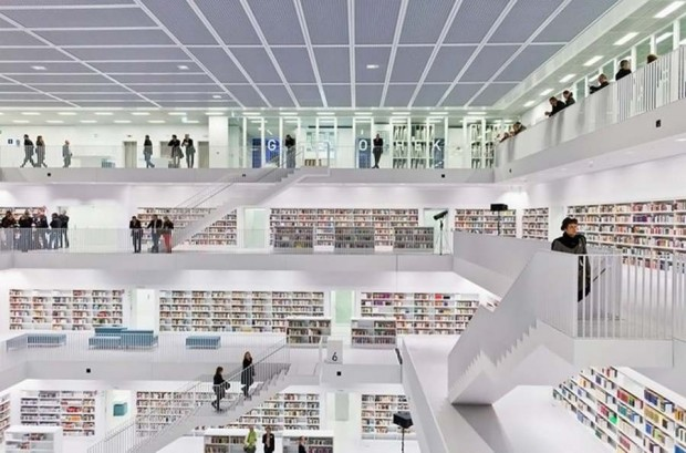 Stuttgart City Library (3)