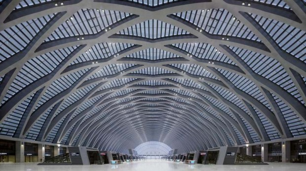 Tianjin west railway station (6)