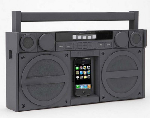 iHome iP4 music