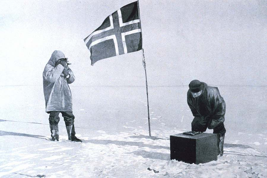 South Pole 100th anniversary