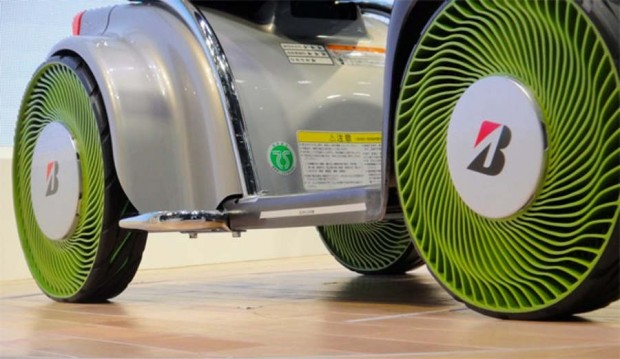 Airless Tyres