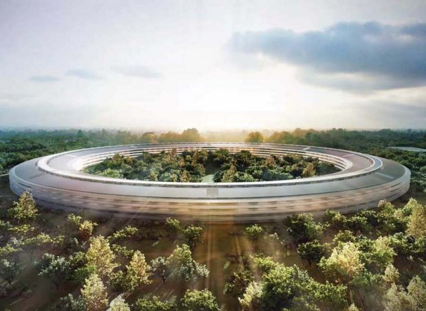 Apple Campus by Foster and Partners (5)