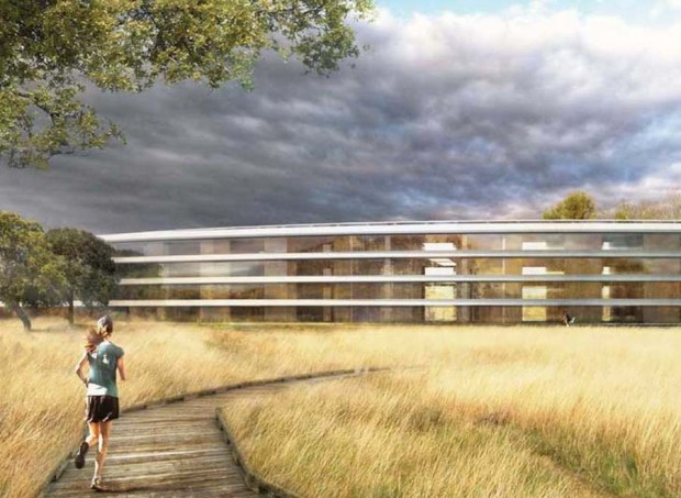 Apple Campus by Foster and Partners (4)