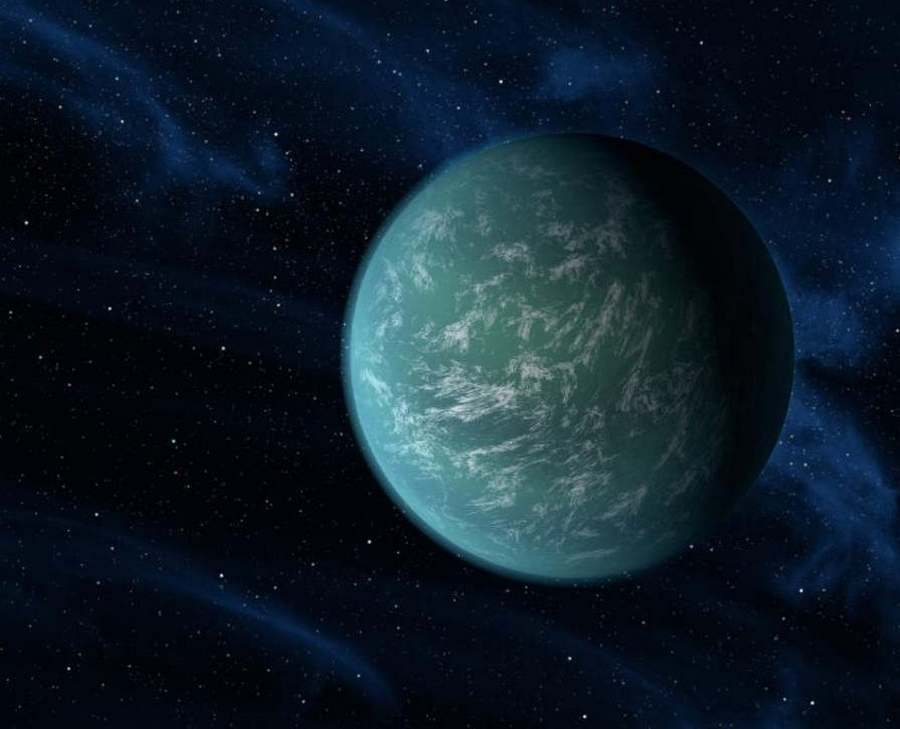 Kepler-22b, First Alien Planet In Habitable zone