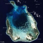 Cocos Islands in Indian Ocean