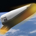ESA's IXV experimental reentry vehicle