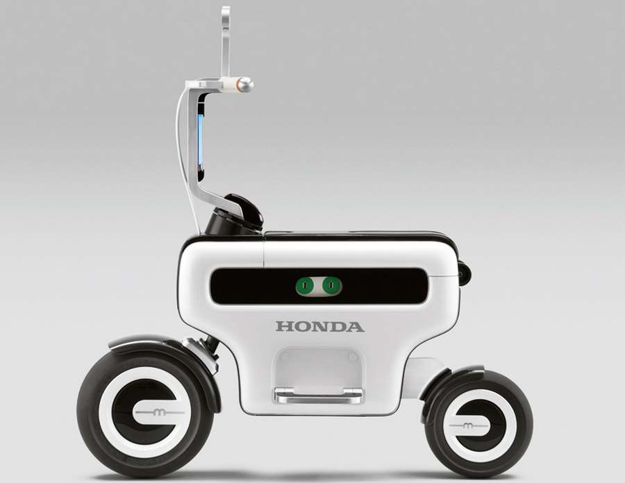 3 Wheel Folding Electric Scooter