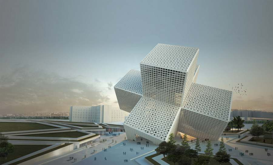 Istanbul Disaster Prevention center /OODA (8)