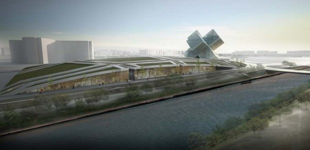 Istanbul Disaster Prevention center /OODA (7)