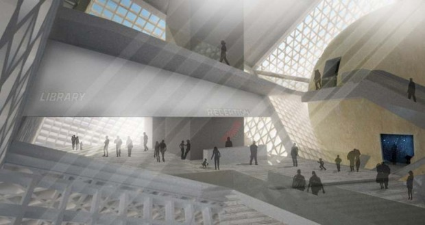 Istanbul Disaster Prevention center /OODA (4)