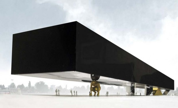 Istanbul Disaster Prevention and Education Centre proposal