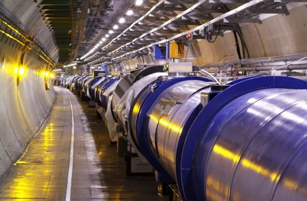 new particle Chi-b 3P for ATLAS detector