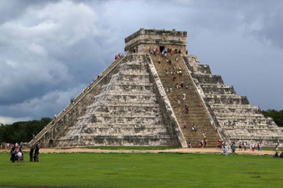 mayan prediction of world ending in 2012 may be a