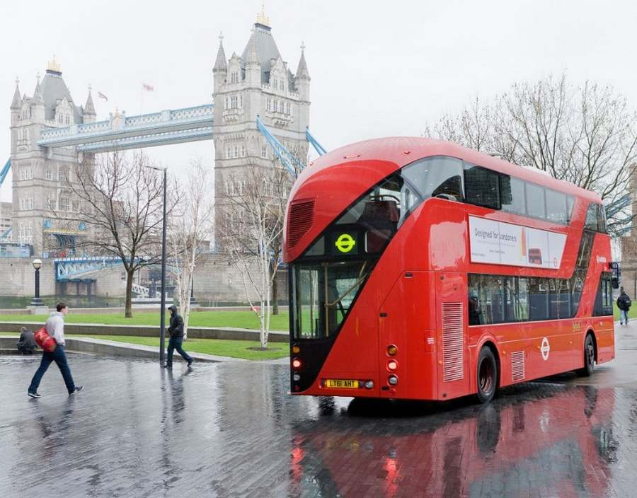 New bus for London by Thomas Heatherwick (8)