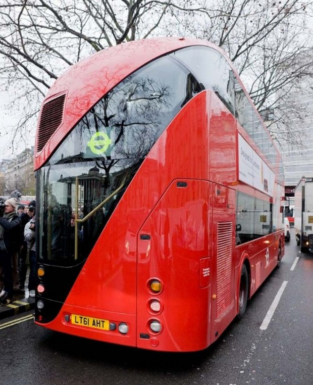 New bus for London by Thomas Heatherwick (6)