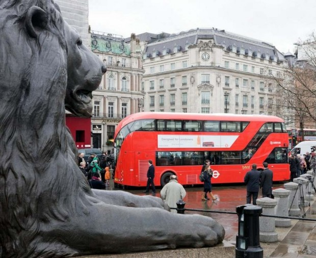 New bus for London by Thomas Heatherwick (5)