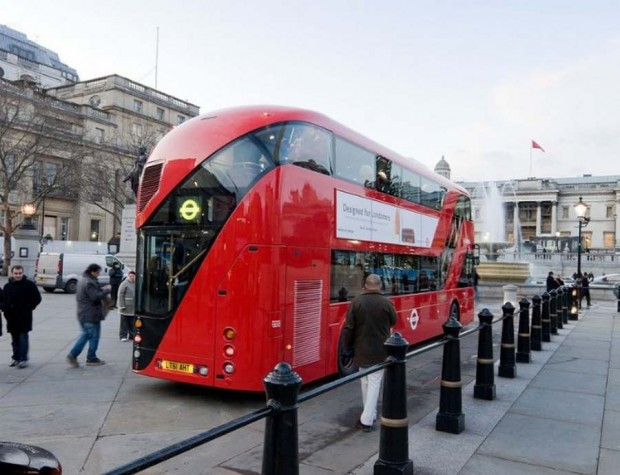 New bus for London by Thomas Heatherwick (4)