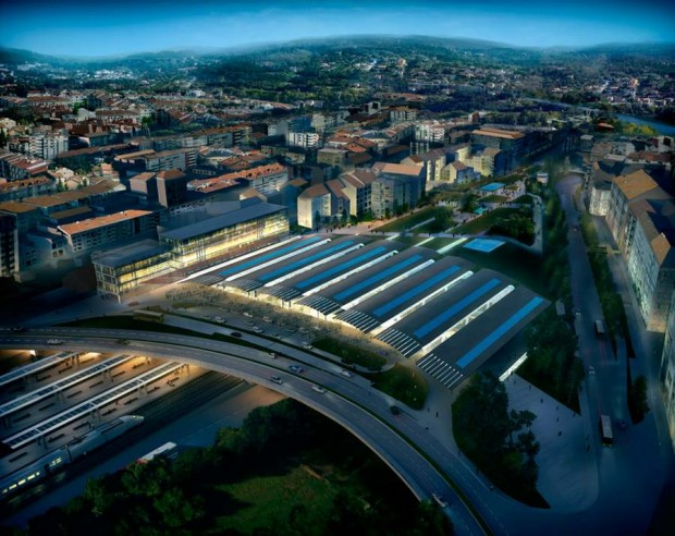 Ourense AVE station