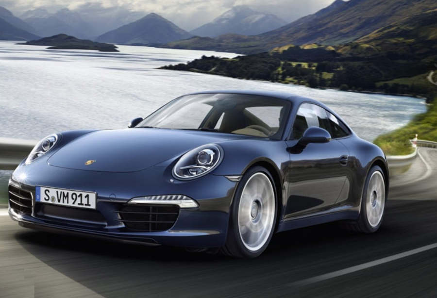 Porsche 911 Is Germany's Most Reliable Car