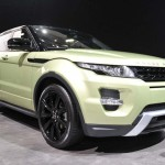 Range Rover Evoque named Car of the Year
