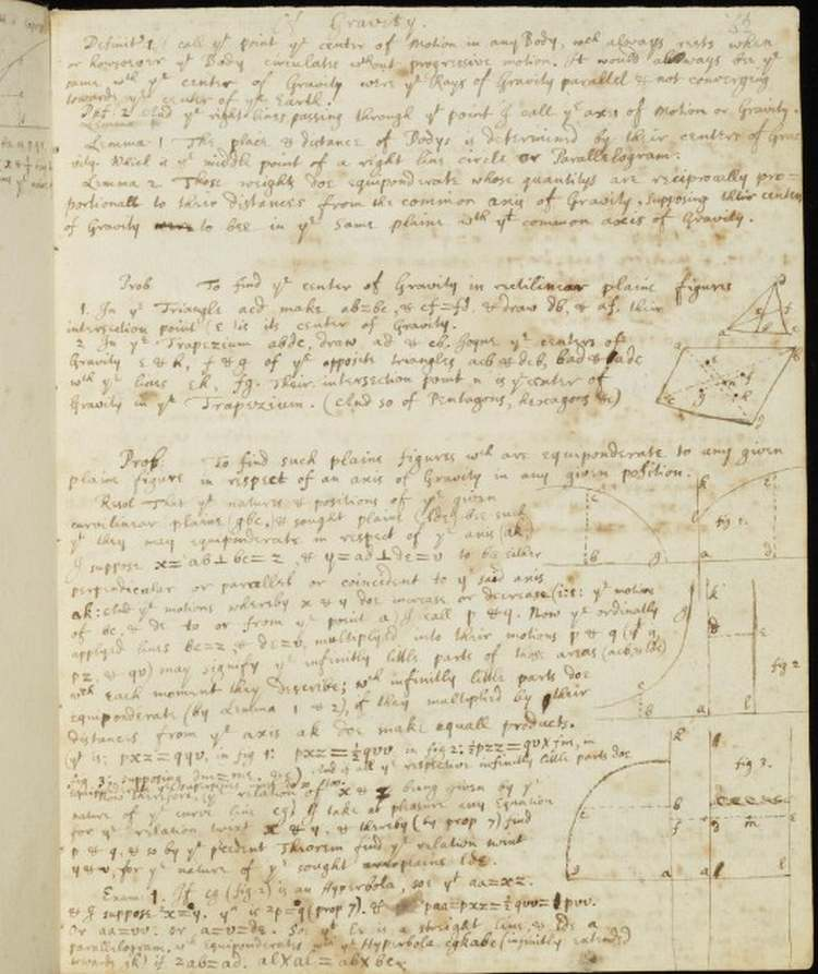the life and works of sir isaac newton A chronology of isaac netwon's life - work - publication  newton is knighted by queen anne in cambridge, thereafter, he is known as sir isaac newton 1706.