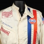 Steve McQueen's Le Mans suit sells for nearly $1M