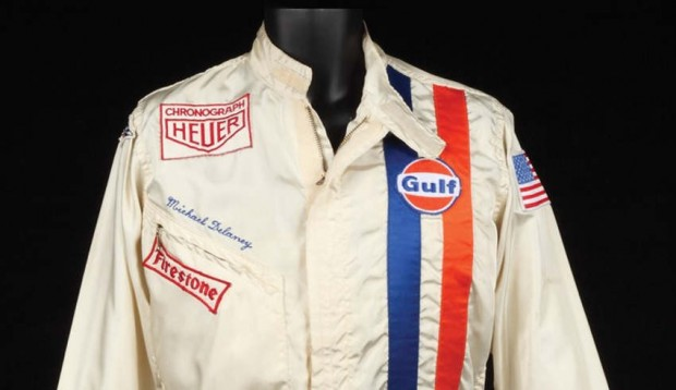 Steve McQueen's racing suit