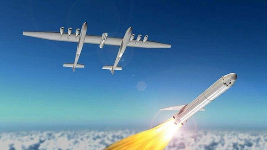 Image result for stratolaunch