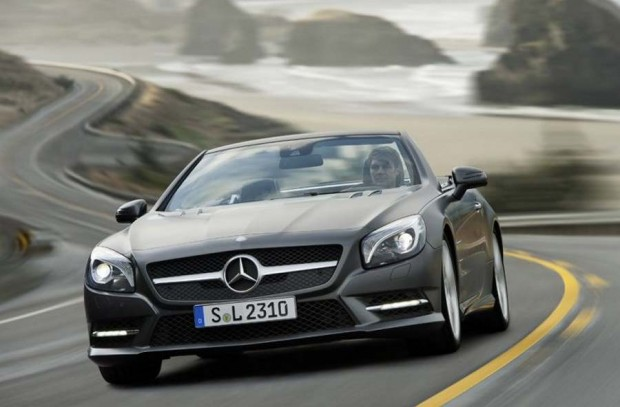Mercedes-Benz SL 2012 (12)