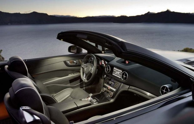 Mercedes-Benz SL 2012 (4)