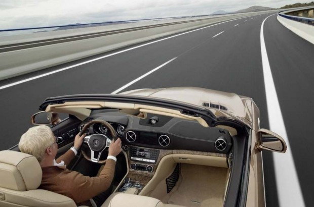 Mercedes-Benz SL 2012 (3)