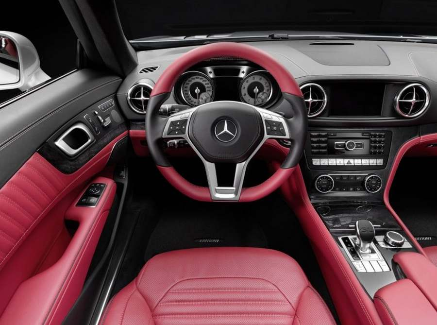 Wordlesstech this is the new mercedes benz sl video for The latest mercedes benz