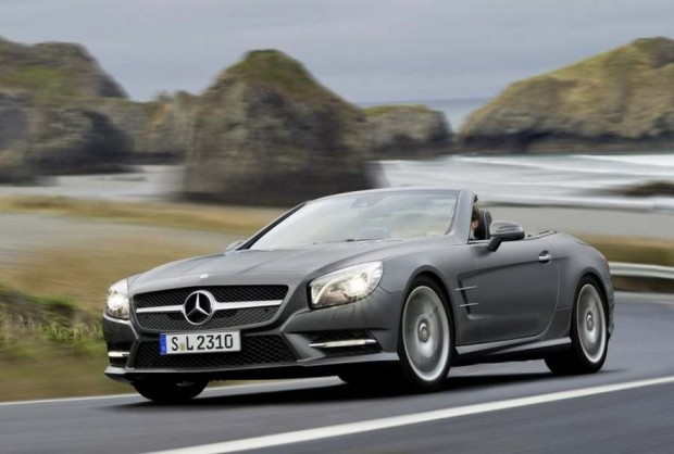 Mercedes-Benz SL 2012 (10)