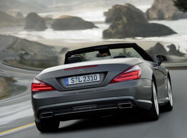 Mercedes-Benz SL 2012 (9)