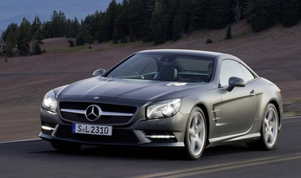 Mercedes-Benz SL 2012 (8)
