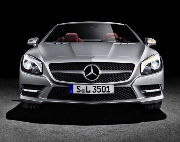 Mercedes-Benz SL 2012 (7)