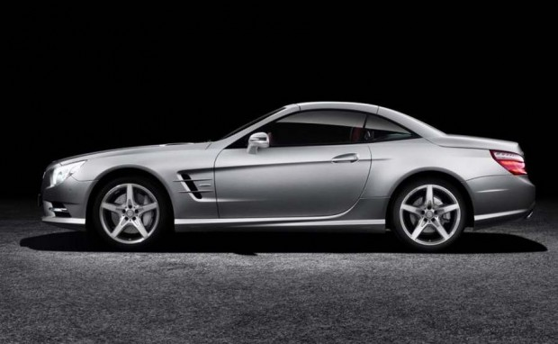Mercedes-Benz SL 2012 (5)