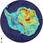 This is what Antarctica looks like without the ice
