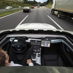 BMW Self-driving system (video)