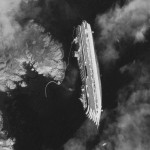 Costa Concordia from Satellite