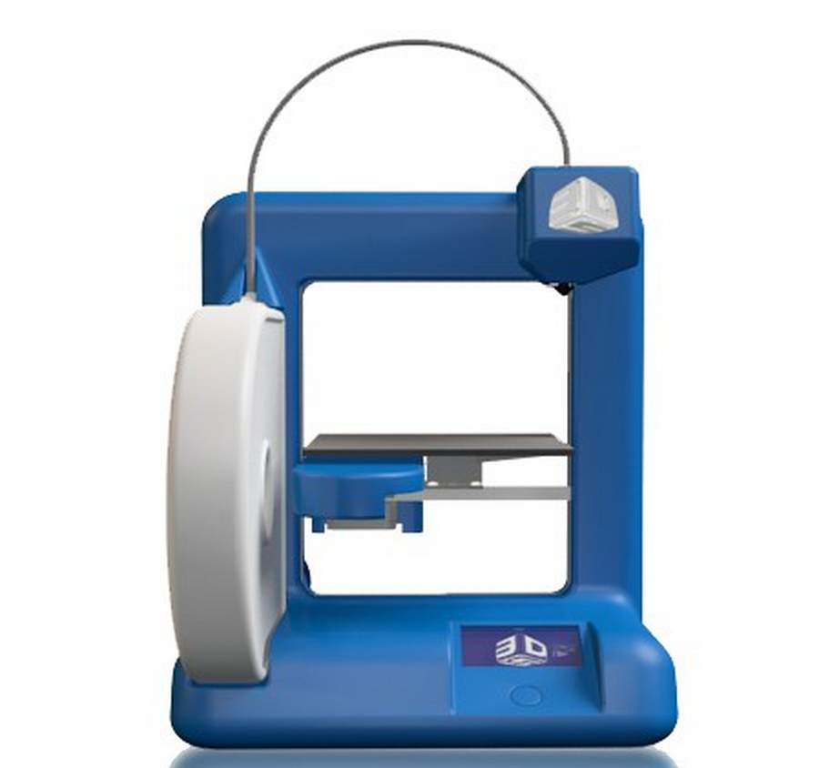 Cube Pro 3d Printer Cube 3d Printer by Cubify 4