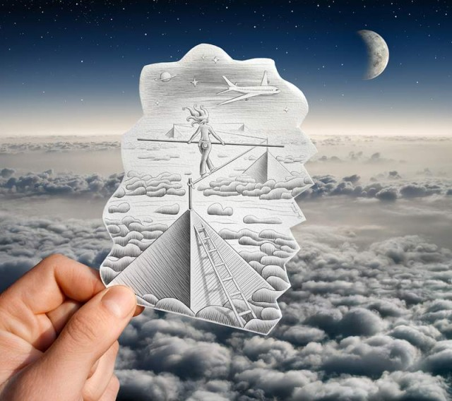 Magnificent drawings by Ben Heine (6)