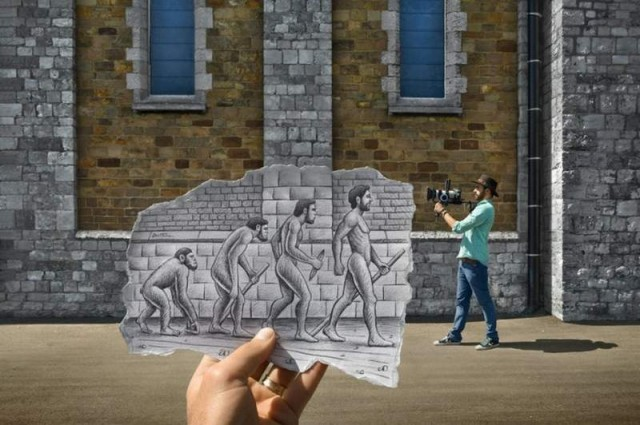 Magnificent drawings by Ben Heine (4)